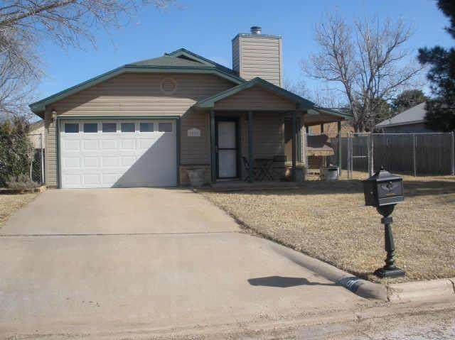 1601 Partridge Place, Abilene, TX 79605 (MLS #14643401) :: Epic Direct Realty