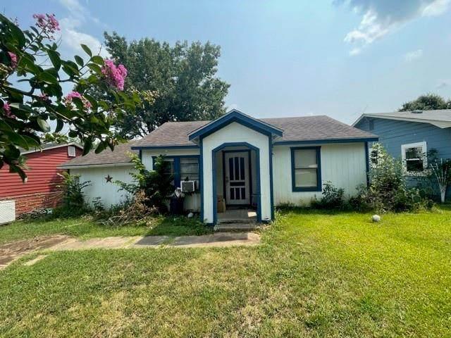 1010 W Texas Street, Denison, TX 75020 (MLS #14643512) :: Robbins Real Estate Group