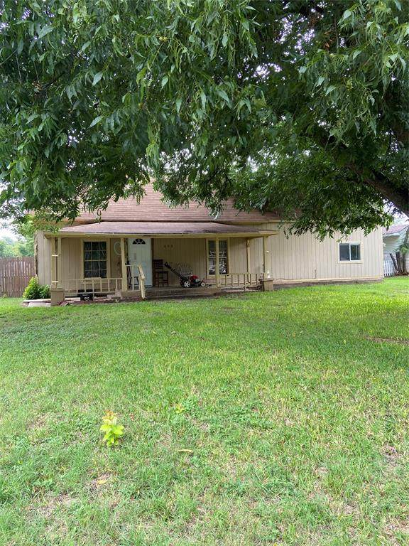 603 Bloodworth, Olney, TX 76374 (MLS #14643514) :: The Property Guys