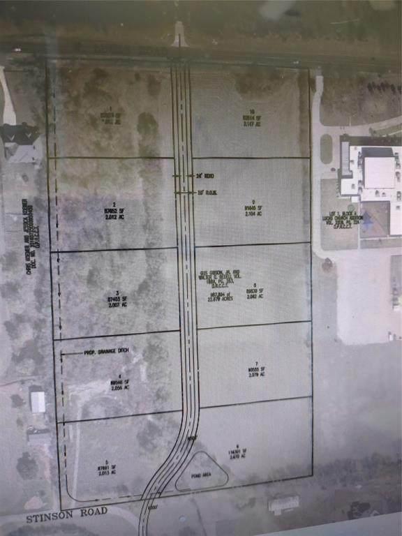 1-10 Lots-, Lucas, TX 75002 (MLS #14645838) :: Robbins Real Estate Group