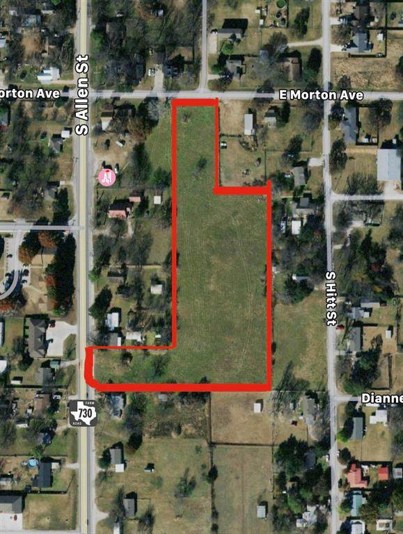 425 S Allen Street, Boyd, TX 76023 (MLS #14646374) :: Robbins Real Estate Group