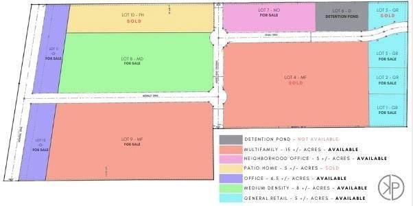 Lot 2 Hwy 83/84, Abilene, TX 79602 (MLS #14646637) :: Real Estate By Design