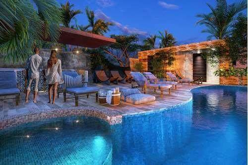 1 Suntower, Playa del Carmen, TX 00000 (MLS #14647496) :: Robbins Real Estate Group