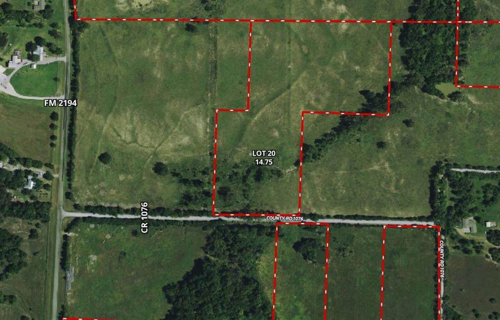 Lot 20 County Rd 1076 - Photo 1