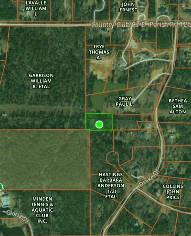 0 Drake Drive, Minden, LA 71055 (MLS #14649733) :: Robbins Real Estate Group