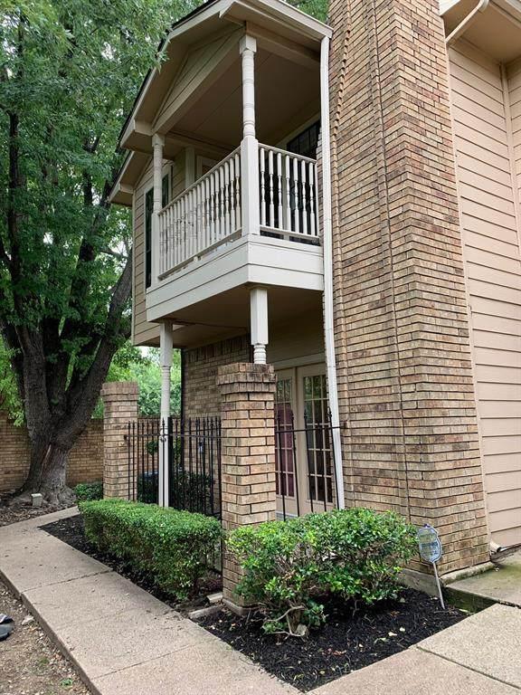 14333 Preston Road #104, Dallas, TX 75254 (#14650461) :: Homes By Lainie Real Estate Group