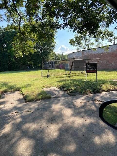 805 S Beacon Street, Dallas, TX 75223 (MLS #14650968) :: Real Estate By Design