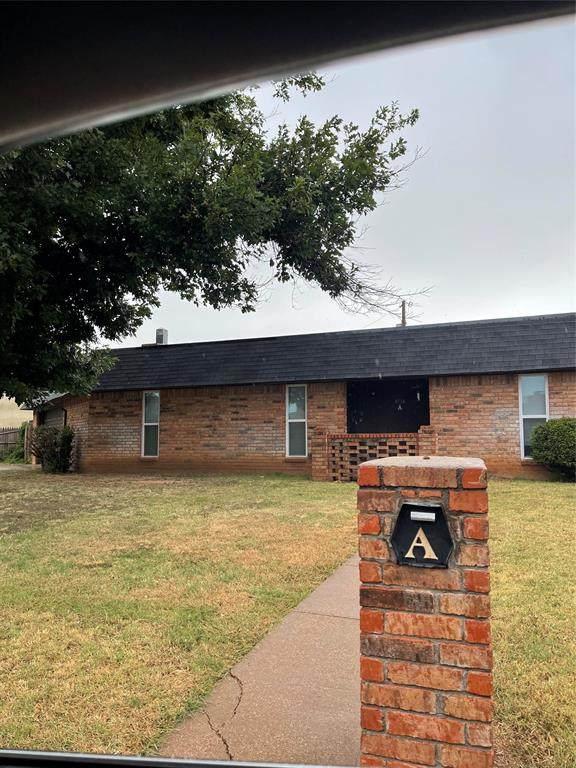 4934 Greenslope Drive, Abilene, TX 79606 (MLS #14651304) :: Real Estate By Design