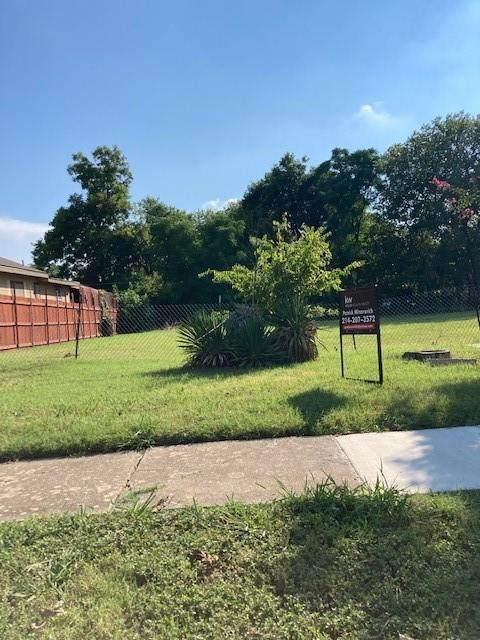 811 S Beacon, Dallas, TX 75223 (MLS #14652372) :: Real Estate By Design