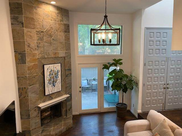 4310 Bowser Avenue #105, Dallas, TX 75219 (MLS #14653272) :: Robbins Real Estate Group