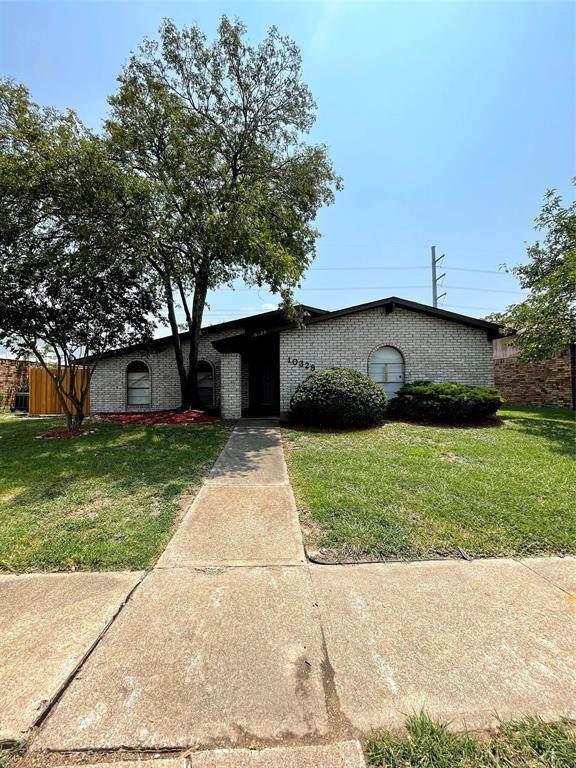 10328 Black Walnut Drive, Dallas, TX 75243 (MLS #14655843) :: The Juli Black Team