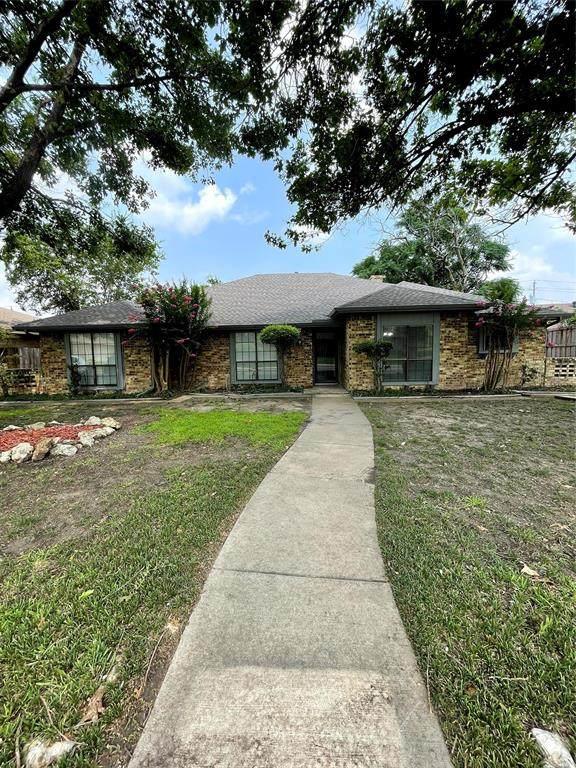 12528 Trenton Drive, Dallas, TX 75243 (MLS #14656009) :: Real Estate By Design