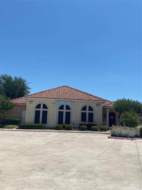 1208 Village Creek Drive 104/L, Plano, TX 75093 (MLS #14656061) :: KW Commercial Dallas