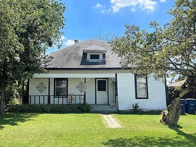 107 W 2nd Street, Prosper, TX 75078 (MLS #14657498) :: Real Estate By Design