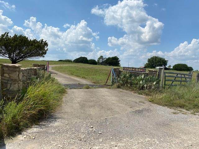 299 County Road 2358, Meridian, TX 76665 (MLS #14658450) :: Real Estate By Design