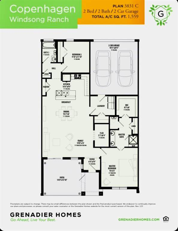 3851 Sand Lily Lane, Prosper, TX 75078 (MLS #14659103) :: The Good Home Team