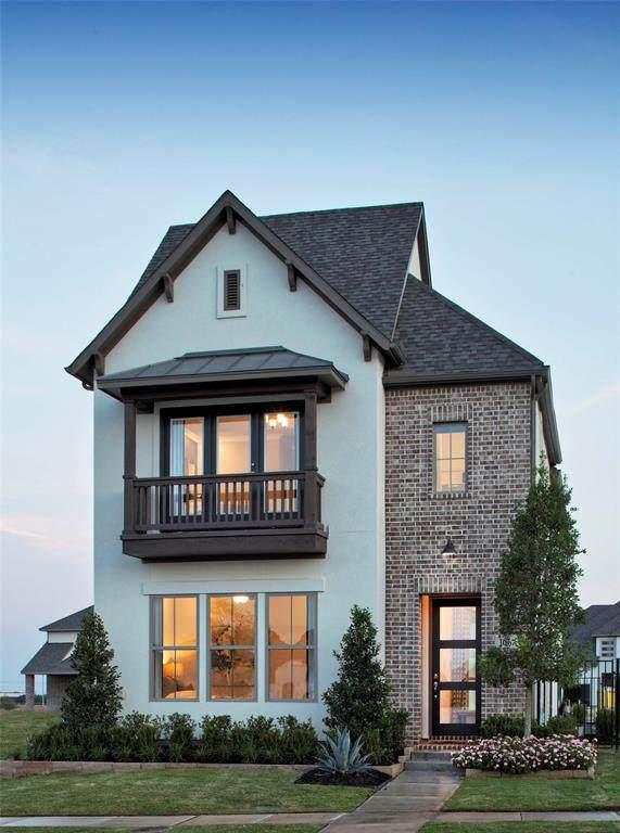 1067 Sarah Street, Allen, TX 75013 (MLS #14659153) :: Real Estate By Design