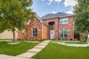 8913 Red Oaks Drive, Mckinney, TX 75072 (MLS #14659746) :: Real Estate By Design