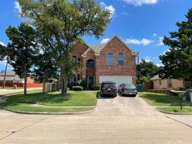 1387 Calvert Drive, Cedar Hill, TX 75104 (MLS #14659786) :: Real Estate By Design