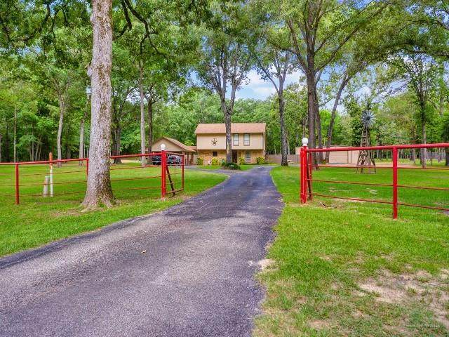 7764 Hwy 59 Highway, Athens, TX 75751 (MLS #14660546) :: Real Estate By Design