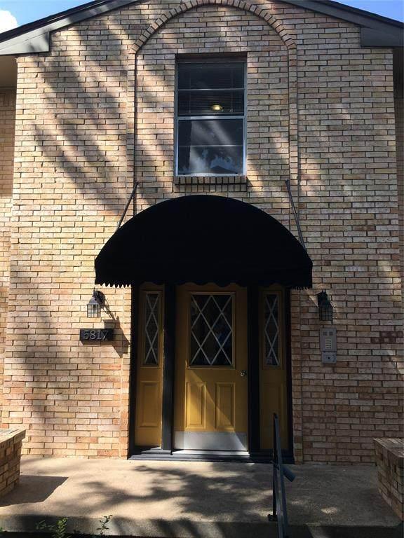 5817 Sandhurst Lane C, Dallas, TX 75206 (MLS #14661662) :: Robbins Real Estate Group