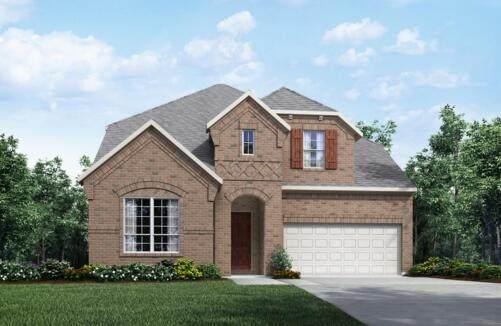 509 Turkey Creek Drive, Mckinney, TX 75071 (MLS #14662054) :: All Cities USA Realty