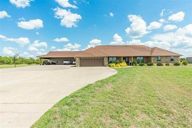 3466 Farm Road 38 N, Brookston, TX 75421 (MLS #14663158) :: The Mauelshagen Group