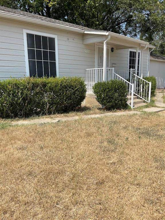 500 W Gambrell, Fort Worth, TX 76115 (MLS #14663762) :: Real Estate By Design