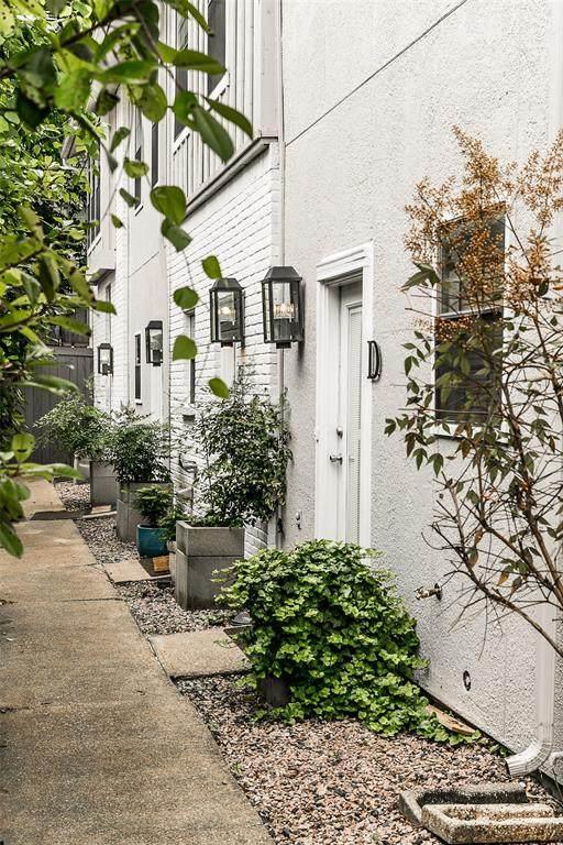 4110 Travis Street D, Dallas, TX 75204 (MLS #14664469) :: Robbins Real Estate Group