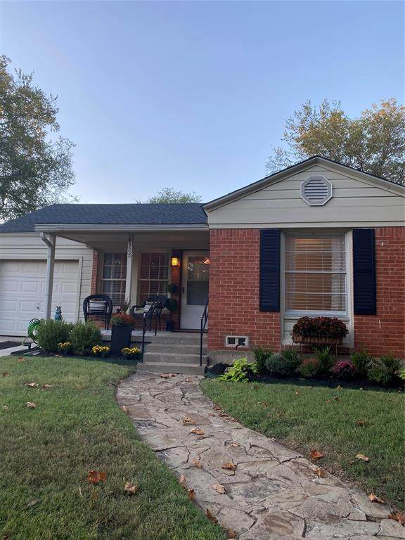 4308 Curzon Avenue, Fort Worth, TX 76107 (MLS #14664485) :: Lisa Birdsong Group | Compass