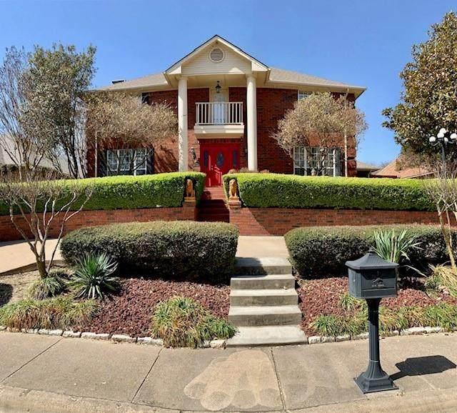621 Bent Creek Drive, Desoto, TX 75115 (MLS #14664633) :: Real Estate By Design