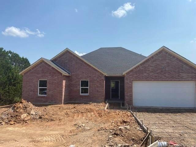 2315 Navasota Street, Granbury, TX 76048 (MLS #14664877) :: Russell Realty Group