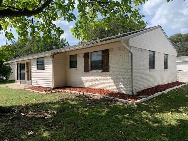 2713 Ridgeway Drive, Plano, TX 75074 (MLS #14665157) :: Real Estate By Design