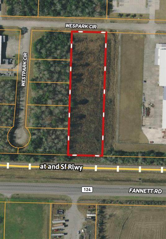 TBD Wespark C Circle, Beaumont, TX 77705 (MLS #14665339) :: Real Estate By Design