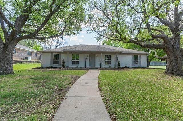 4817 Whistler Drive, Fort Worth, TX 76133 (MLS #14665451) :: Craig Properties Group