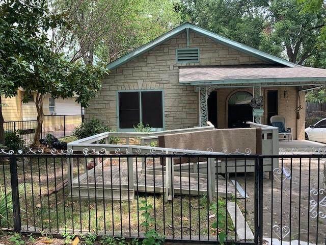 428 Parkview Avenue, Dallas, TX 75223 (MLS #14666819) :: Real Estate By Design