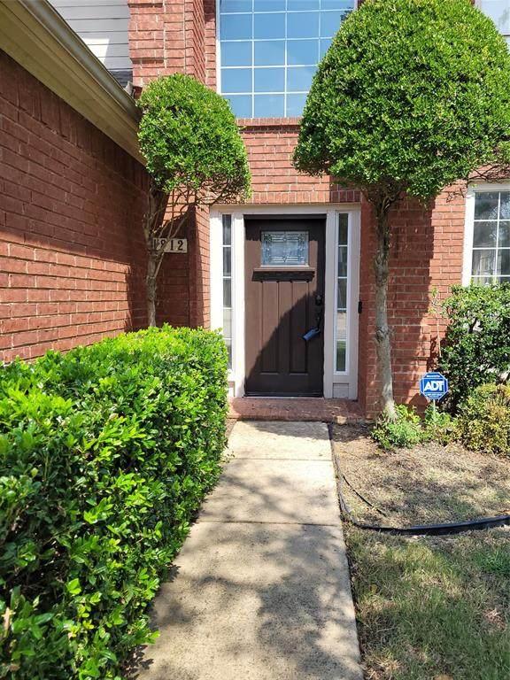 1812 Hunters Ridge Drive, Grapevine, TX 76051 (MLS #14667043) :: All Cities USA Realty