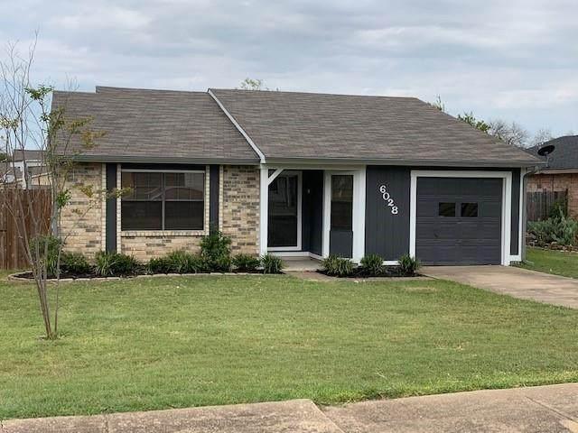 6028 Dunn Drive, The Colony, TX 75056 (MLS #14667272) :: Craig Properties Group