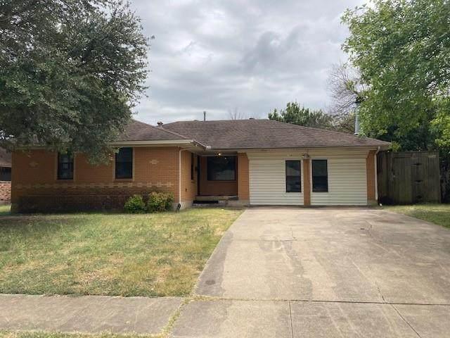 706 Willowood Lane, Lancaster, TX 75134 (MLS #14667381) :: Real Estate By Design