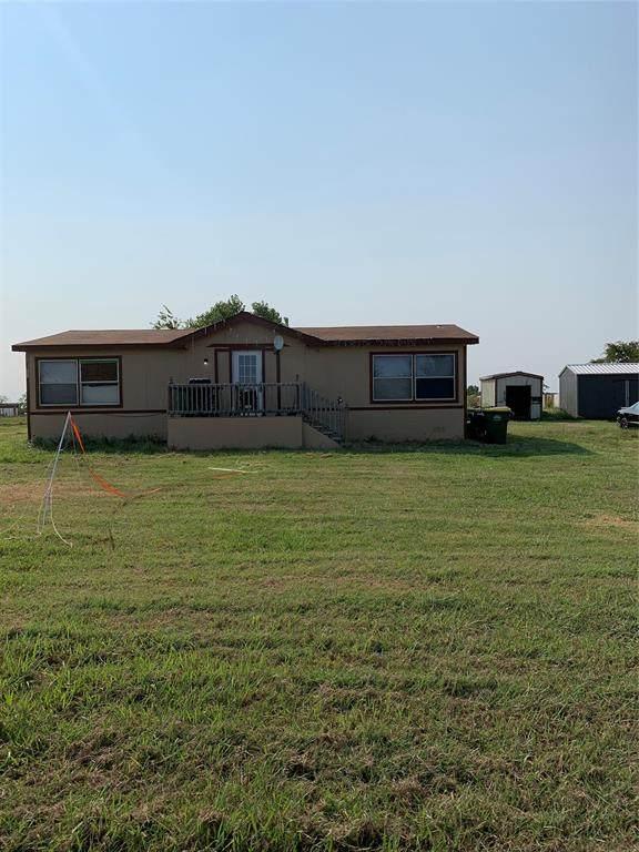 6712 County Road 308, Grandview, TX 76050 (MLS #14667389) :: The Tierny Jordan Network