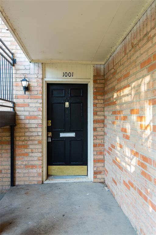 5063 Ridglea Lane #1001, Fort Worth, TX 76116 (MLS #14668290) :: Real Estate By Design