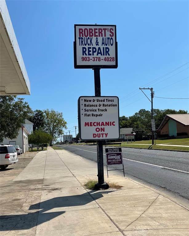 402 W Main Street, Honey Grove, TX 75446 (MLS #14668830) :: The Property Guys