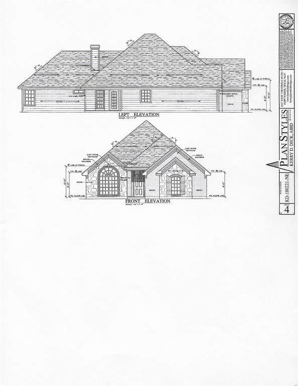 3543 Avenue  J A-B, Fort Worth, TX 76105 (MLS #14668870) :: Robbins Real Estate Group