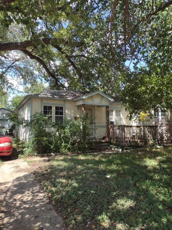 1464 Keeler Drive, Irving, TX 75060 (MLS #14668996) :: Real Estate By Design