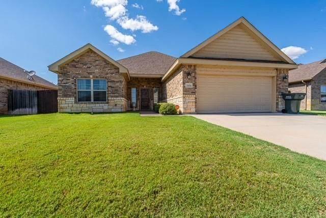 3450 Gays Way, Abilene, TX 79606 (MLS #14669140) :: Real Estate By Design