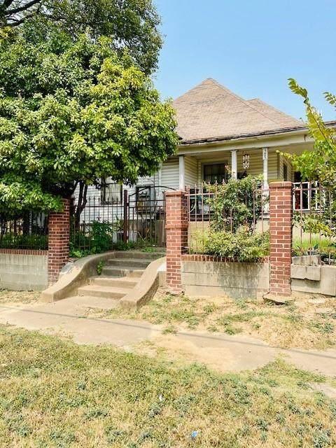 905 E 9th Street, Dallas, TX 75203 (MLS #14669397) :: The Chad Smith Team