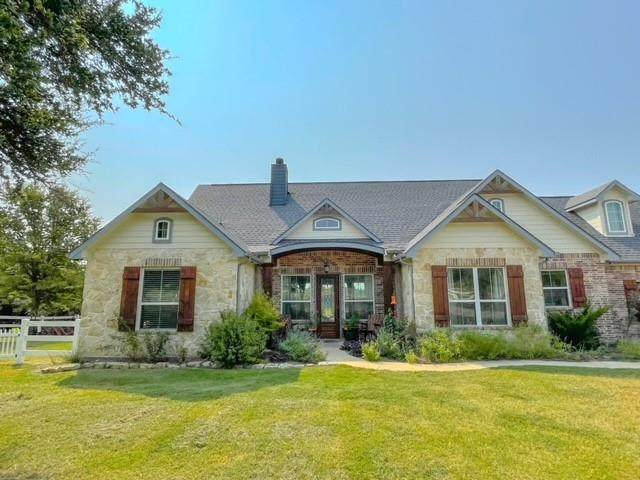 485 Sandpiper Drive, Weatherford, TX 76088 (MLS #14669427) :: EXIT Realty Elite