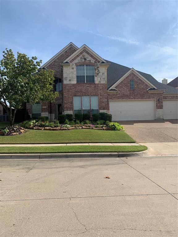 5340 Chatsworth Lane, Fort Worth, TX 76244 (MLS #14669894) :: Team Hodnett
