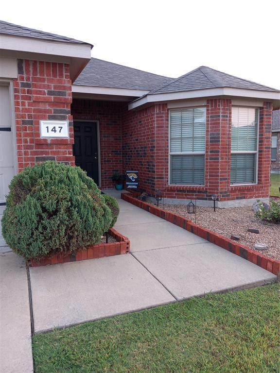 147 Meadow Crest Drive, Princeton, TX 75407 (MLS #14670250) :: Real Estate By Design