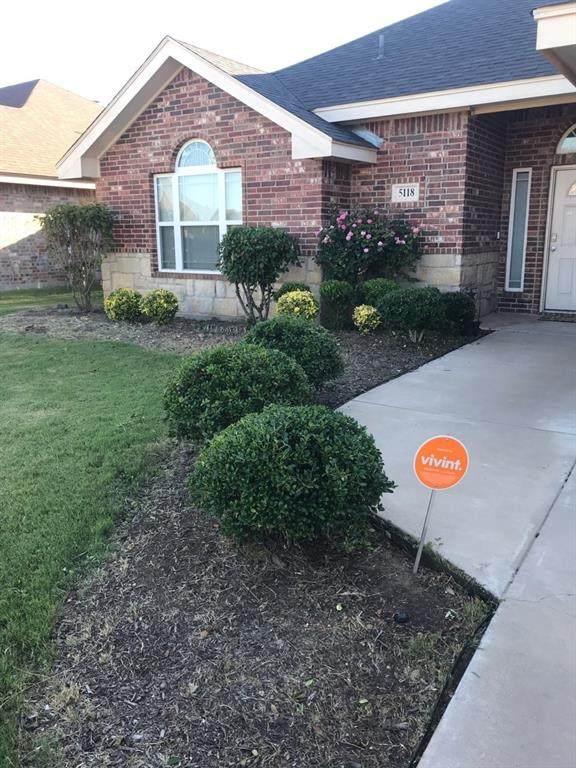 5118 Coyote Run, Abilene, TX 79602 (MLS #14670254) :: Real Estate By Design